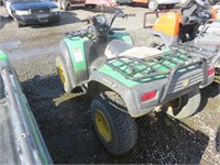 OFF-ROAD John Deere Buck 500 Quad