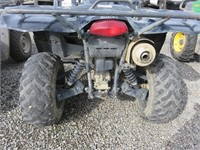 2011 Suzuki Kingquad Quad