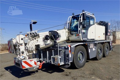 DEMAG Construction Equipment For Sale In New Jersey - 10