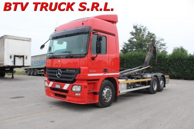 Mercedes-Benz ACTROS 2548 Usagé