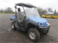 2006 Yamaha Rhino ATV