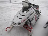 2014 POLARIS 800 RUSH PRO-RL ES 4821 MILES