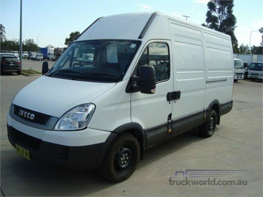 2011 Iveco Daily 35s14 Light Commercial for Sale