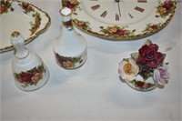 Old Country Roses Royal Albert Serving Plates