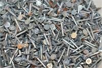 (2) Pails of Nails
