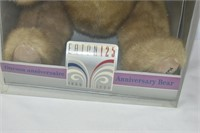 1994 Eaton Teddy Bear Fully Jointed In Box