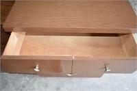 """Dresser 28""""x16""""x39"""" Tall"""