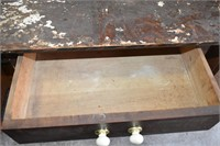 """Vintage Cabinet on Casters18""""x25""""x30"""" Tall"""