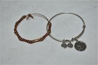 Alex & Ani Bracelet (Unmarked, Tested Sterling)