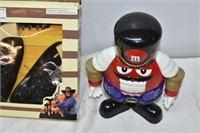 Zellers Toy Gun Collector & M&M Candy Man