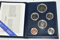 1983 Royal Canadian Mint Coin Collection