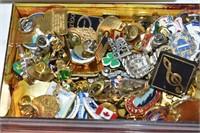 Keychains & Lapel Pins