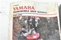 (2) Shop Manuals