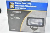 (2) Power Fist Tractor Flood Lights