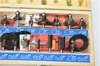 Drill Bits, Router Bits & Hole Saws