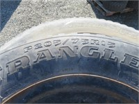 (4) Assorted Tires & Rims