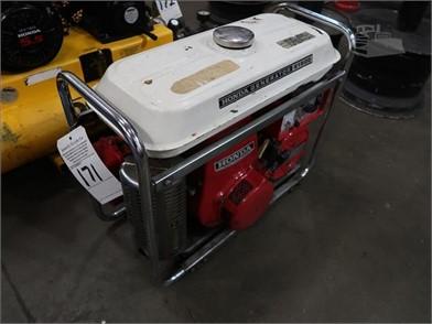 HONDA E1500 Auction Results - 1 Listings | MachineryTrader co uk