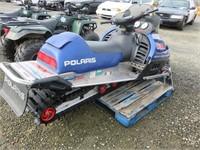 2002 Polaris RMK 550 Snowmobile