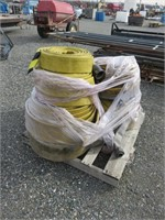Pallet of Fire Hoses