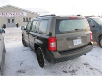 2015 JEEP PATRIOT 142900 KMS
