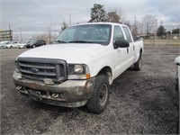 2002 FORD F-250 XL 383030 KMS