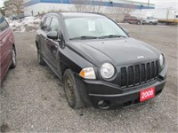 2008 JEEP COMPASS 212387 KMS