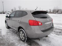 2012 NISSAN ROGUE S 236066 KMS