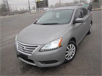 2013 NISSAN SENTRA 225673 KMS