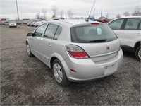 2008 SATURN ASTRA XE 123422 KMS