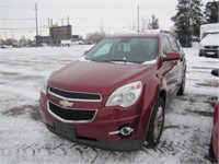 2012 CHEVROLET EQUINOX 230983 KMS