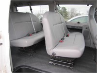 2011 FORD E-350 149300 KMS