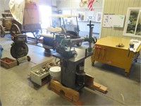 Rodgers Wood Shaper with Grizzly Power Reel