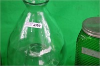COLL. 5 MISC. 20TH C. GLASS INC. NEW KEYSTONE