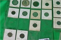 COLL. MISC. BRITISH COINS