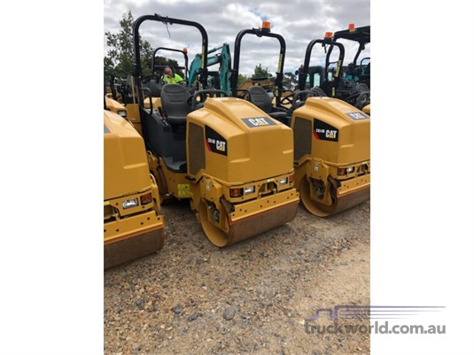 2017 Caterpillar CB14B Heavy Machinery for Sale