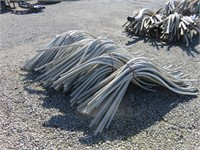 """Approximately (215) 1 1/4"""" Aluminum Siphon Pipe"""