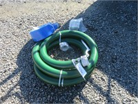 3'' Water Pump Suction and Discharge Hoses