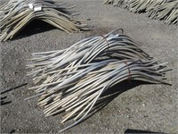 """Approximately (160) 1/2"""" Aluminum Siphon Pipe"""