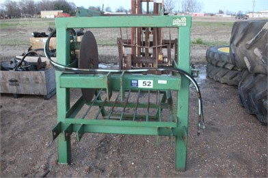3PT POLY PIPE MACHINE Other Auction Results - 1 Listings