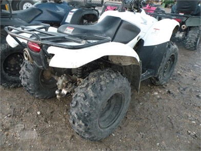 2009 Honda 420 Rancher Es 4X4 Atv Other Auction Results In