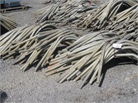 """Approximately (140) 1 1/2"""" Aluminum Siphon Pipe"""