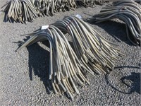 """Approximately (110) 1"""" Aluminum Siphon Pipe"""