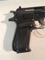 CZ 9mm Browning Court Model 83 Pistol