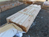 "Assorted 2"" x 8"" Log Cabin"