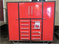 12 Drawer Tool Cabinet