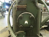 Curtis 5 Hp Motor & Compressor