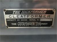 The Lockformer Cleat Former
