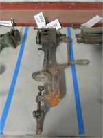 Table Mount Rotary Bead Sheet Metal Tool