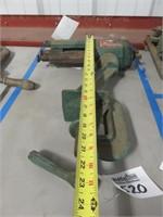 Table Mount Sheet Metal Bending Tool