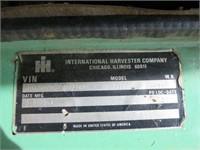 1985 International 2375 Hydroseeder Truck